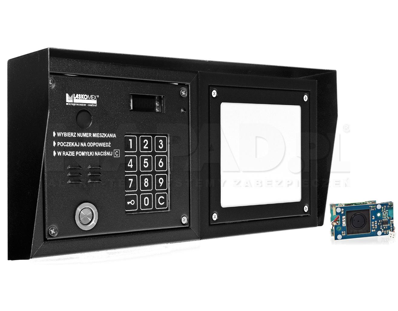 CP3103TP / CP3103R - Dodatkowe akcesoria panela domofonowego.