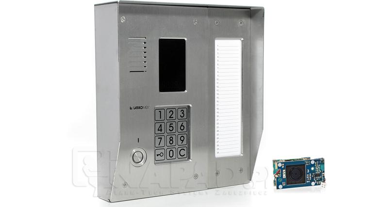 CP3123TP / CP3123R - Dodatkowe akcesoria panela domofonowego.