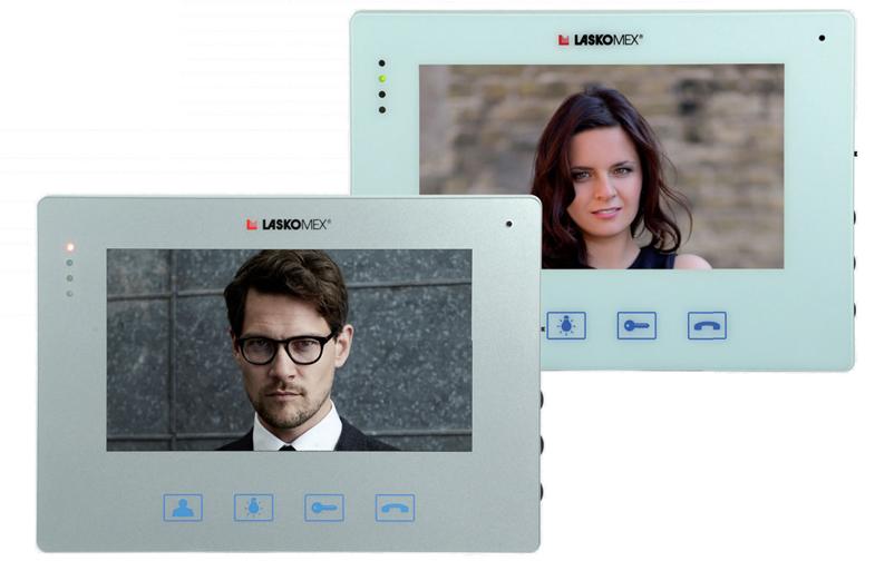 MVC8151 - Dostępne warianty kolorów monitora.