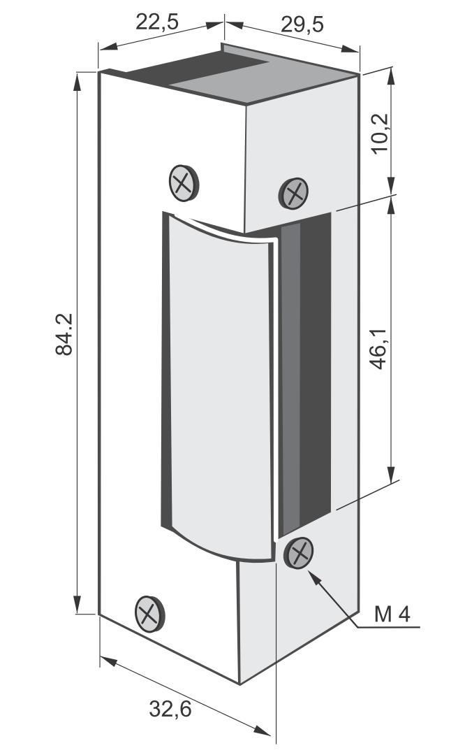 Wymiary podane w milimetrach.