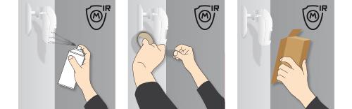 OPAL Pro / OPAL Pro GY - Ochrona przed zamaskowaniem.