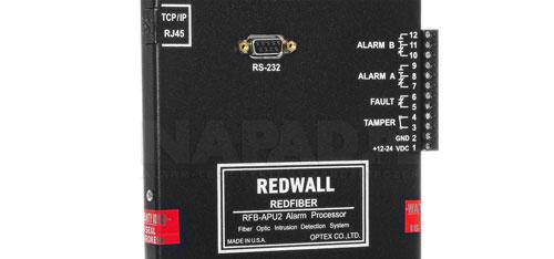RFB-APU - Wyjścia alarmowe i styk sabotażowy.