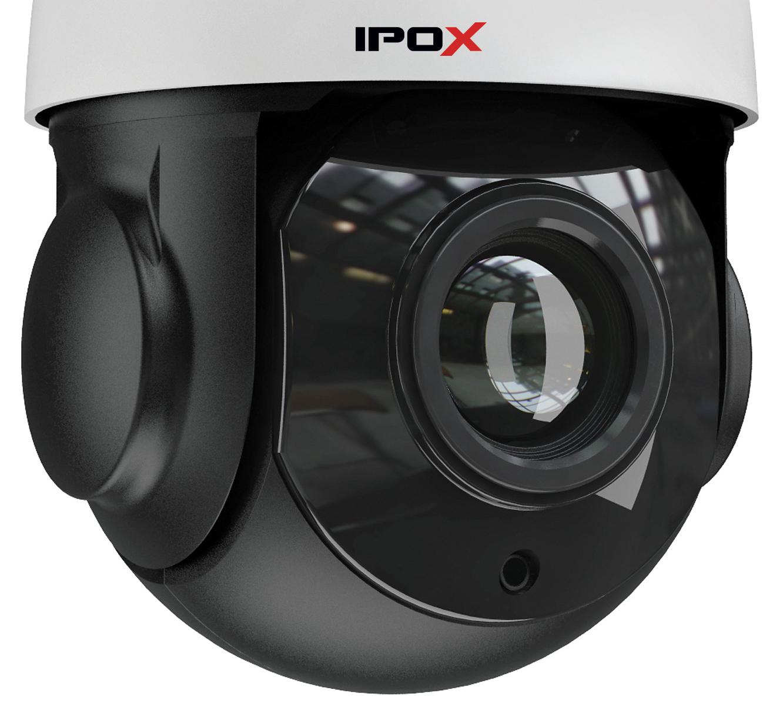PX-SDI3016-P - Wydajny oświetlacz IR zapewnia skuteczny monitoring nocą.