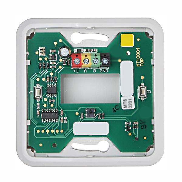 JA112J - Przycisk wywołania alarmu napadowego elektronika
