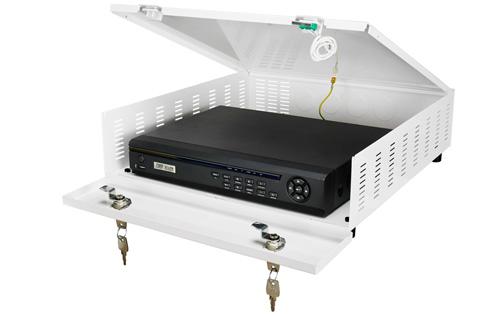Przykładowa instalacja rejestratora w obudowie AWO447.