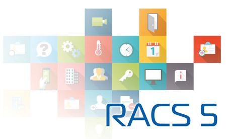 Nowoczesny system kontroli dostępu RACS5.