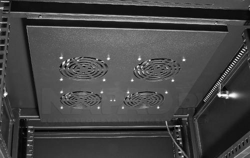 FANR800 - Przykładowa instalacja panelu chłodzącego.