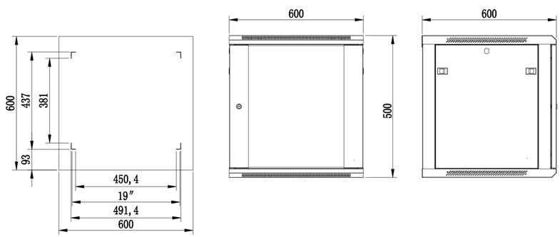 Wymiary W6609
