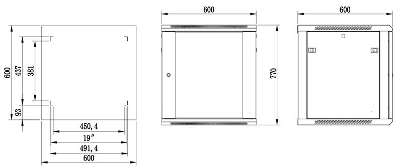 Wymiary W6615