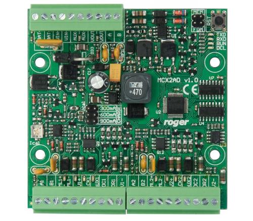 Ekspander przejść MCX2D