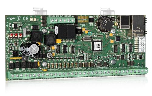 Kontroler dostępu przejść MC16-PAC-2