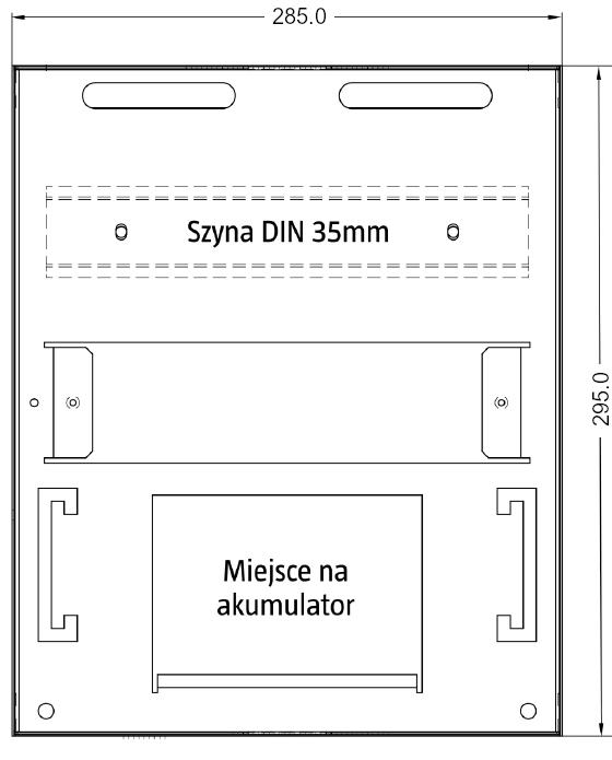 Kontroler dostępu PR411DR-SET