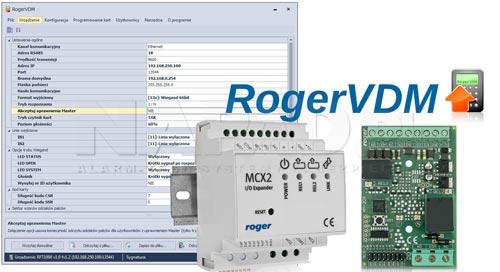 MCX8BRD - Prosta konfiguracja urządzeń.