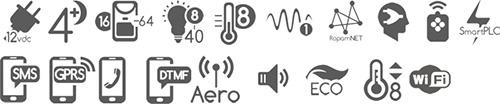 Nowoczesne rozwiązania zastosowane w centrali NeoGSM-IP-64-PS / NeoGSM-IP-64-PS-D12M.