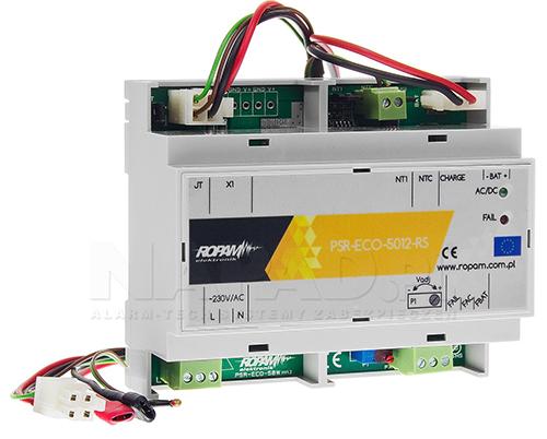 Zasilacz buforowy AC-DC PSR-ECO-5012-RS.