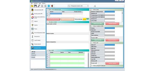 NeoGSM-IP-SET/TPR-4BS / NeoGSM-IP-SET/TPR-4WS - Interfejs programu NeoGSM-IP.
