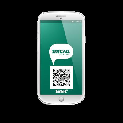 Aplikacja mobilna do zdalnej obsługi systemu MICRA