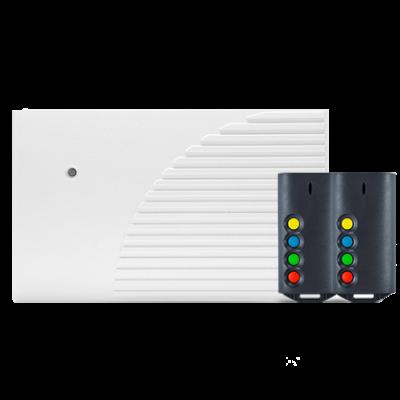 Sterownik radiowy 4-kanałowy