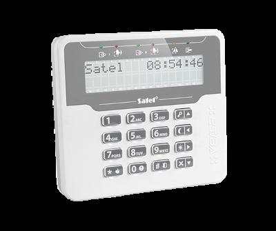 Manipulator LCD do central VERSA