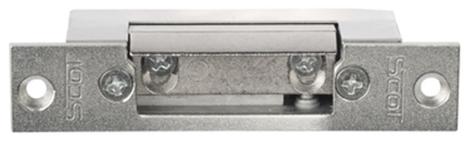 Elektrozaczep ES-S12AC/DC-B - Wygląd symetryczny