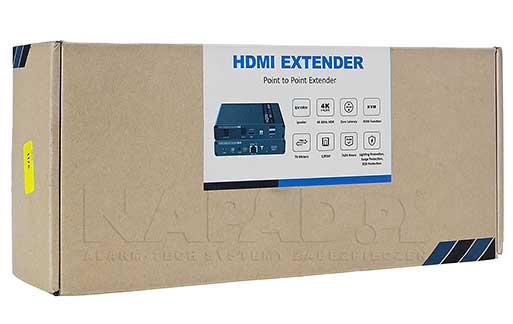 Konwerter HDMI na skrętkę Signal 4K60 UHD Video
