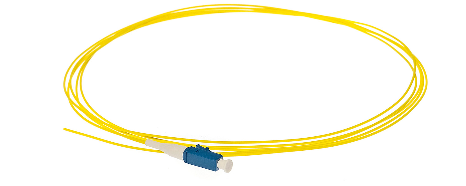 Pigtail LC/UPC SM 9/125 G.652D.