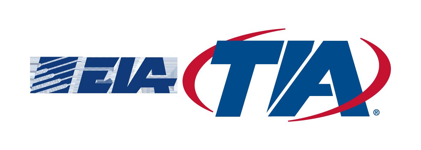 Zgodność z normami IEC, IEA/TIA.