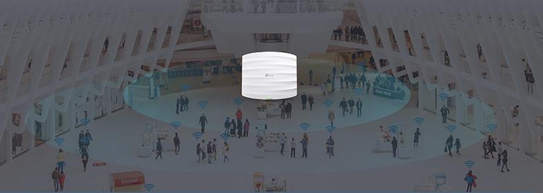 Usprawniona obsługa urządzeń w obciążonych sieciach