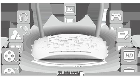 TL-WA801N - Standard N