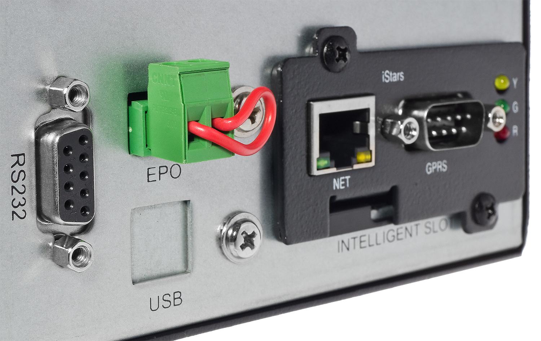 Zasilacz UPS z modułem SNMP