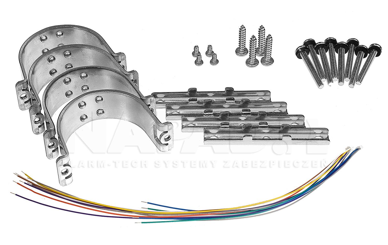 Akcesoria montażowe bariery podczerwieni SL-350QFR