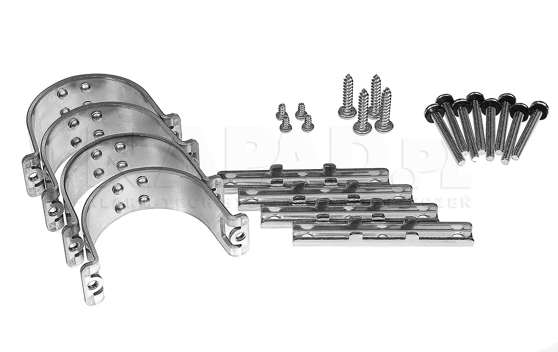 Akcesoria montażowe bariery montażowe SL-350QN