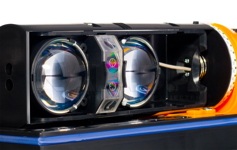 Soczewka asferyczna - bariera podczerwieni SL-350QFR