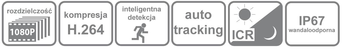 Zastosowane funkcje w kamerze BCS-SDIP3230I