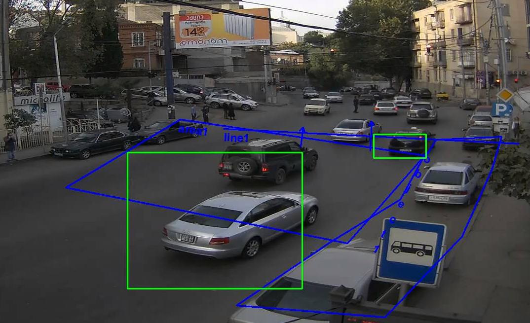 Inteligentna analiza detekcji obrazu.