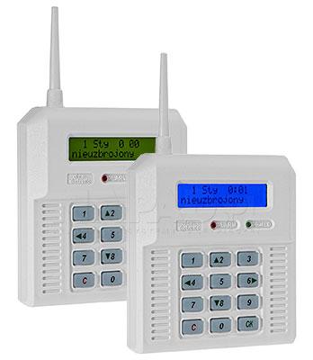 Centrala bezprzewodowa Elmex CB32B
