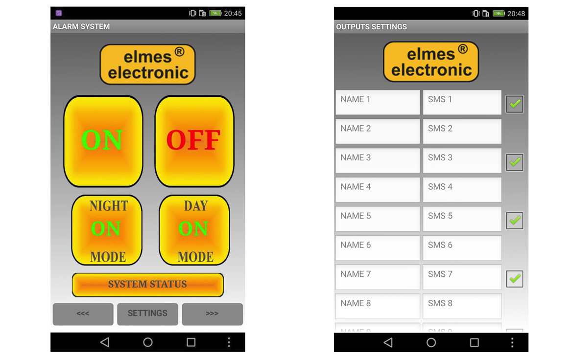 CB32 - Aplikacja na telefon