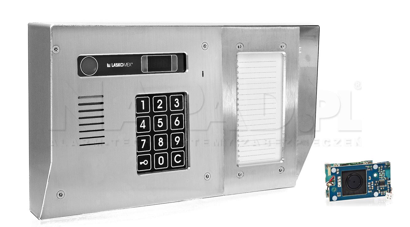 CP3113R - Dodatkowe akcesoria panela domofonowego.