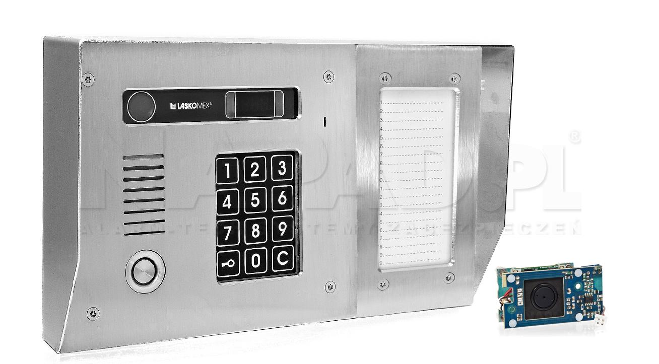 CD3113TP - Dodatkowe akcesoria panela domofonowego.