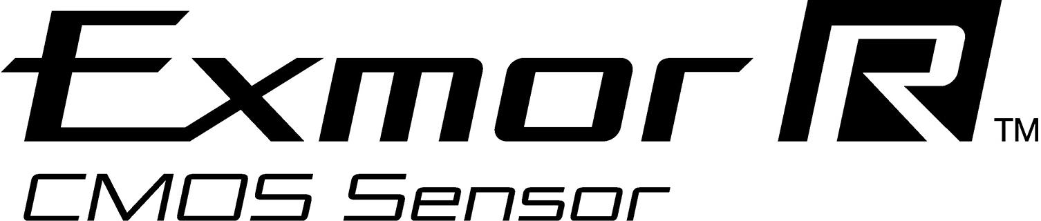 Logo producenta przetwornika - firmy Sony.