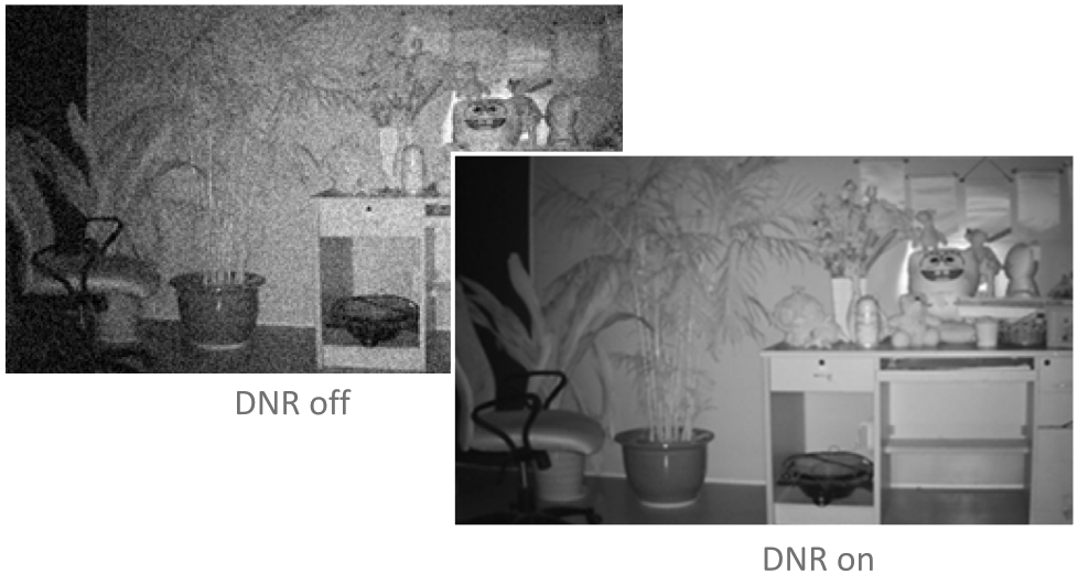BCS-SDHC8230 - Praktyczne wykorzystanie funkcji DNR.