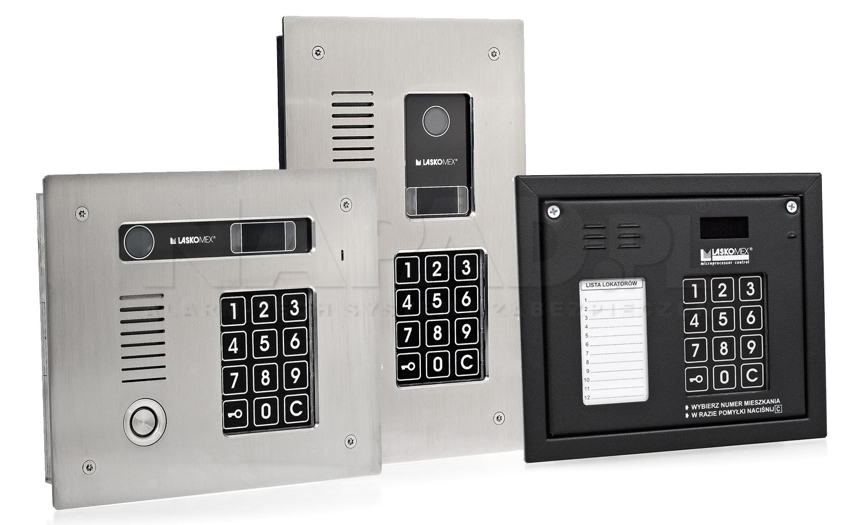 CD3100NP - Współpraca z panelami domofonowymi CP-31xx.