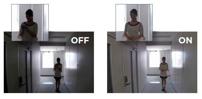 Funkcja ASSC (Auto Smart Shade Control) w praktyce.