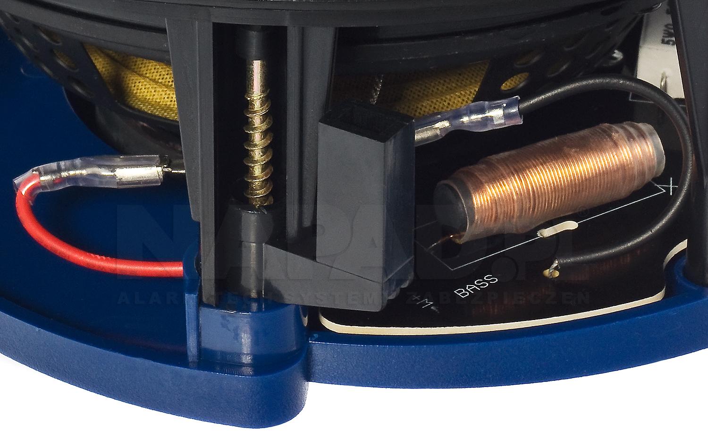 HQM-106 - Uchwyt montażowy głośnika sufitowego.