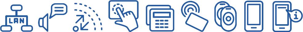 Rozbudowana gama możliwości zastosowana w centrali VERSA IP.