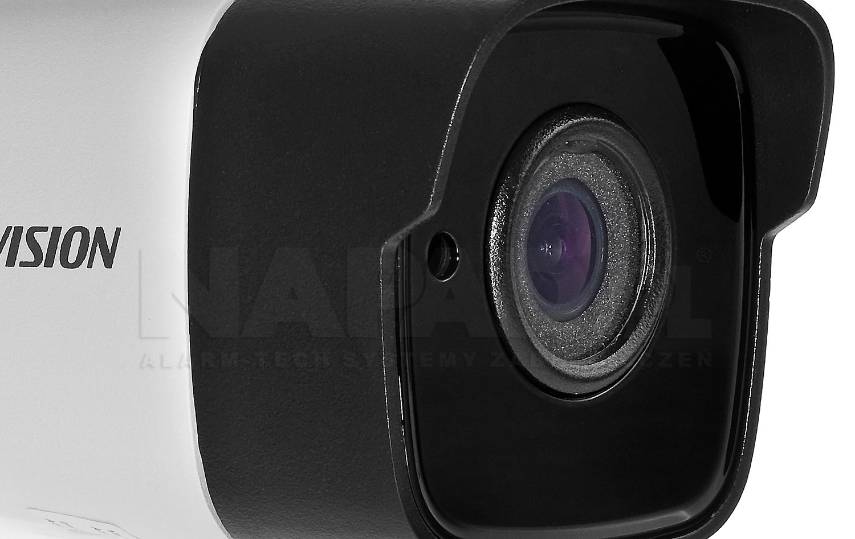 DS-2CE16F1T-IT - Oświetlacz podczerwieni EXIR w technologii Black Glass.