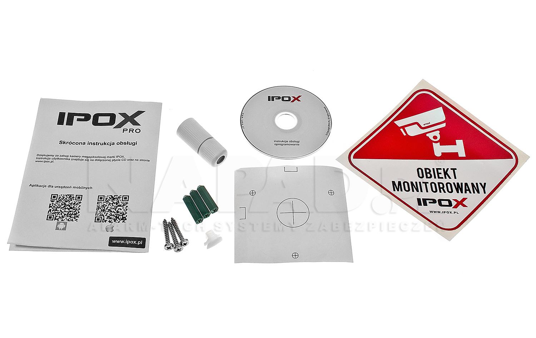 Akcesoria do kamery IPOX PXTI3036P
