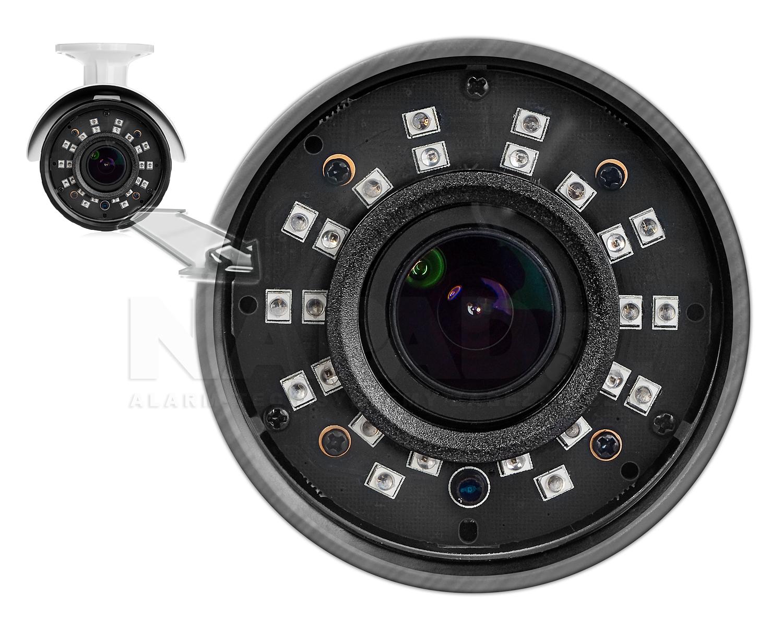 PX-TVIP2024-E - Oświetlacz podczerwieni w kamerze megapikselowej.