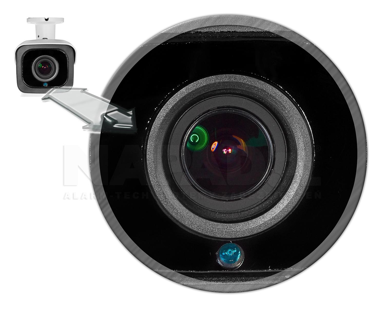 PX-TZH203BG - Oświetlacz podczerwieni Black Glass.