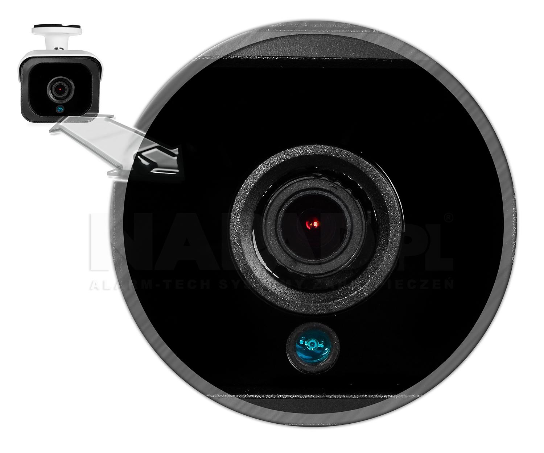 PX-TH202BG - Oświetlacz podczerwieni Black Glass.